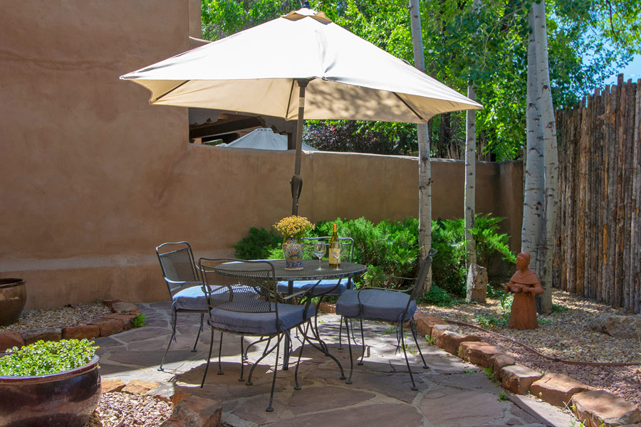Adobe Homes For Rent & Timeshares Santa Fe Style - Las Brisas