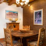 Adobe Homes For Rent - Dining at LAS BRISAS