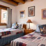 LAS BRISAS Vacation Rentals Santa Fe Style Guest Rooms