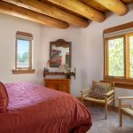 vacation home rentals master bed at LAS BRISAS