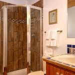 Vacation Rentals Master Bath at LAS BRISAS