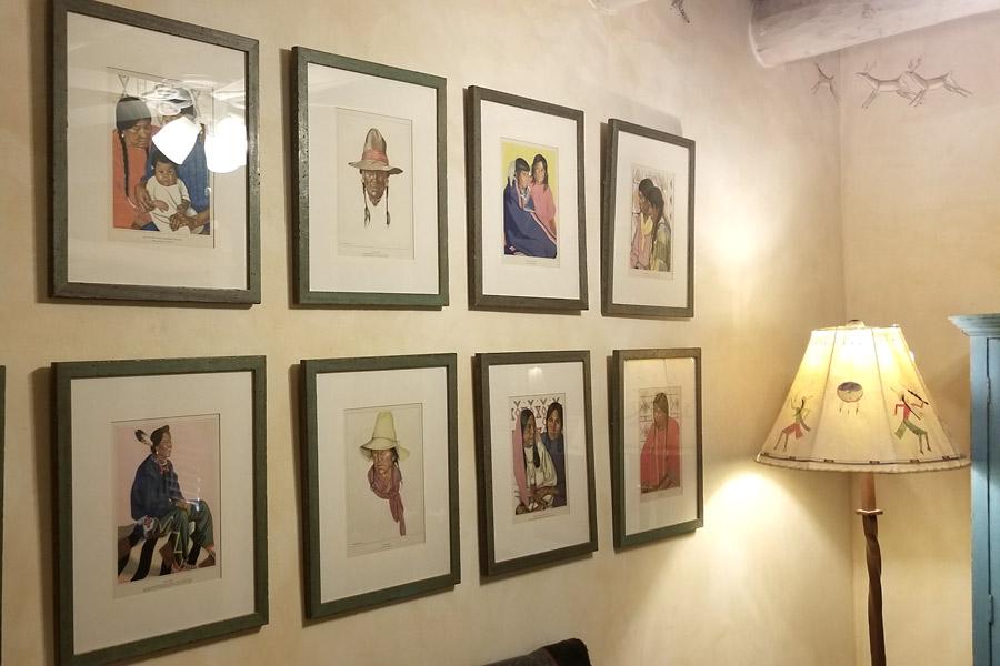 LAS BRISAS Rentals Original Art