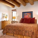 Santa Fe New Mexico Rent Master Bedroom