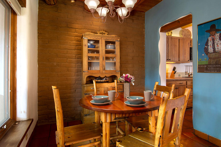 Santa Fe Dining Room Rentals at LAS BRISAS
