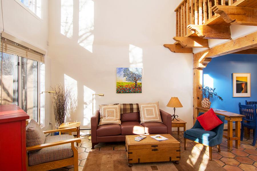 ADOBE #27 - Living room